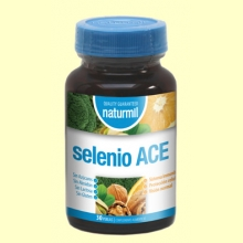 Selenio ACE - 30 perlas - Naturmil