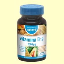 Vitamina B12 - 60 comprimidos - Naturmil