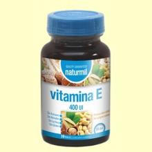 Vitamina E 400ui - 30 perlas - Naturmil *