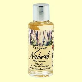 Aceite Perfumado - Colonial - Aroma Lavanda y Manzanilla Blanca - 15 ml