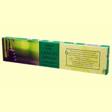 Incienso Lemon Grass - 15 gramos - Goloka