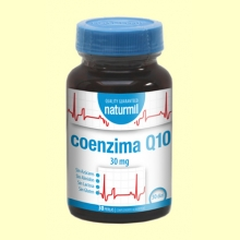 CoEnzima Q10 30mg - 30 perlas - Naturmil