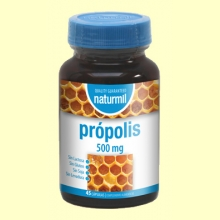 Própolis 500mg - 45 cápsulas - Naturmil