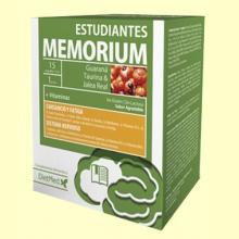 Memorium Estudiantes - 15 ampollas - DietMed *