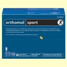 Orthomol Sport - 30 viales - Laboratorio Cobas