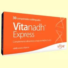 Vitanadh Express - Antioxidante - 30 comprimidos - Vitae