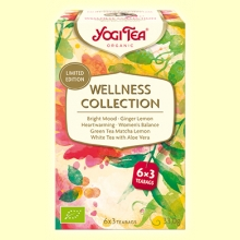 Wellness Collection - 18 bolsitas - Yogi Tea