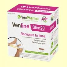 Venline Slim20 Ampollas - 20 ampollas - VenPharma