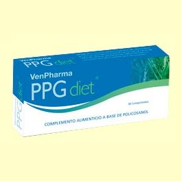 PPG Diet - 30 comprimidos - VenPharma