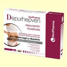 Depurhepven - Depurativo Hepático - 20 comprimidos - VenPharma