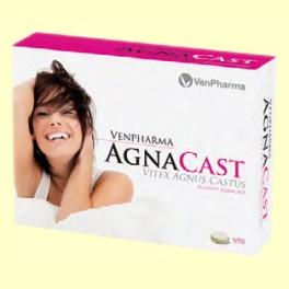 Agnacast - Regulador femenino - 90 comprimidos - VenPharma