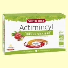 Actimincyl Bio - Quemagrasas - 20 ampollas - Super Diet