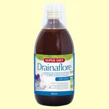 Drainaflore Bebida Bio - Detox - 480 ml - Super Diet