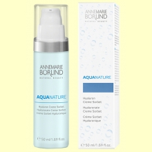 Aquanature Crema Sorbet Hialurónica - Anne Marie Börlind - 50 ml