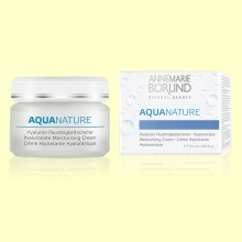 Aquanature Crema Hialurónica 24h - 50 ml - Anne Marie Börlind