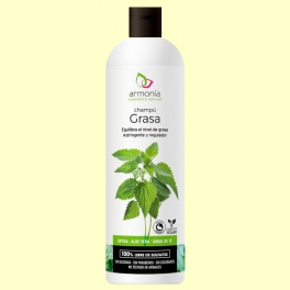 Champú Grasa - 400 ml - Armonía