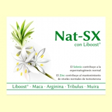 Nat-SX - 10 cápsulas - Espadiet