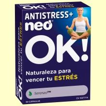 Antistress Plus - Sistema Nervioso - 30 cápsulas - Neo