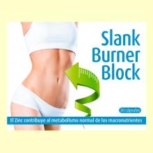 Slank Burner Block - 30 cápsulas - Espadiet