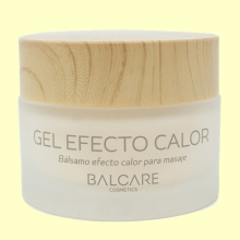 Gel Efecto Calor - 50 ml - Balcare