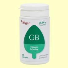 GB - Ginkgo Biloba - 90 cápsulas - Ifigen