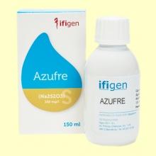 Oligoelemento Azufre - 150 ml - Ifigen