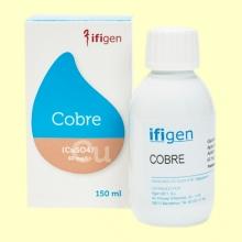 Oligoelemento Cobre - 150 ml - Ifigen
