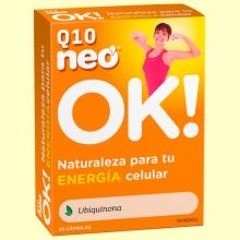 Coenzima Q-10 Neo 120 mg - Neo - 30 cápsulas