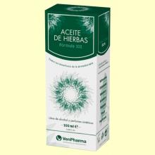 Aceite de Hierbas - Fórmula 102 - 100 ml - Venpharma