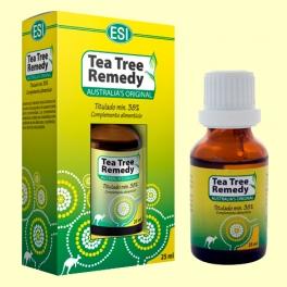 Tea Tree Remedy - Aceite del Árbol del Té - 25 ml - Laboratorios Esi