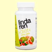 Citric Slim - 60 cápsulas - Lindaren diet