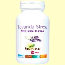 Lavanda-Stress - 30 perlas - Sura Vitasan