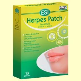 Herpes Patch - Parches Transparentes - 15 parches- Laboratorios Esi