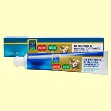 Pasta de Dientes de Própolis BIO30 & Miel de Manuka MGO 400+ Manuka Honey - 100 gramos - Manuka World