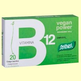 Vitamina Complex C BIO - 20 cápsulas - Santiveri