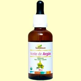 Aceite de Argán - 50 ml - Sura Vitasan