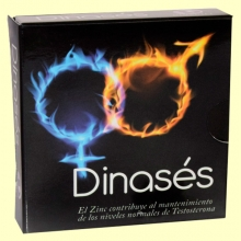 Dinasés - Testosterona - 4 cápsulas - Dinadiet