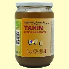 Tahin Monki Bio Sin Sal - 650 gramos - BioSpirit
