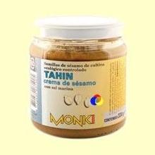 Tahin Monki Bio con Sal Marina - 330 gramos - BioSpirit