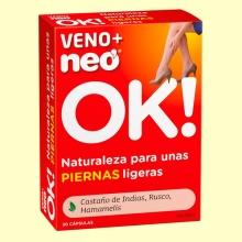 Veno Plus - 30 cápsulas - Neo