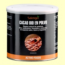 Cacao Bio en Polvo - 200 gramos - Salengei
