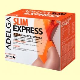 Adelgaslim Express - Pérdida de Peso - 60 cápsulas - DietMed *