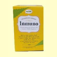 Infusión Inmuno con CBD - 25 bolsitas - myCBD