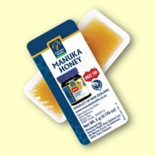 Miel de Manuka MGO100+ Manuka Honey - 12 monodosis - Manuka World