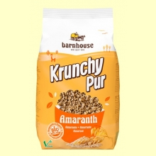 Krunchy Pur Amaranto Bio - 375 gramos - Barnhouse