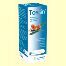 Tossin - Ayuda a calmar la tos - 150 ml - Pharmadiet