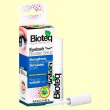 Bioteq Eyelash Booster Serum - Crecimiento Pestañás y Cejas - 10 ml - Bohema