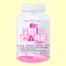 Hair Care Colágeno - 180 comprimidos - Clinical Nutrition Beauty