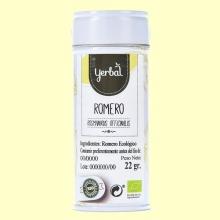 Romero Ecológico - 22 gramos - Yerbal