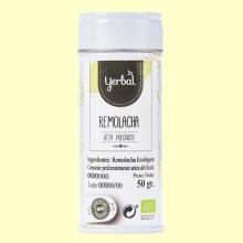 Remolacha en Polvo Ecológica - 50 gramos - Yerbal
